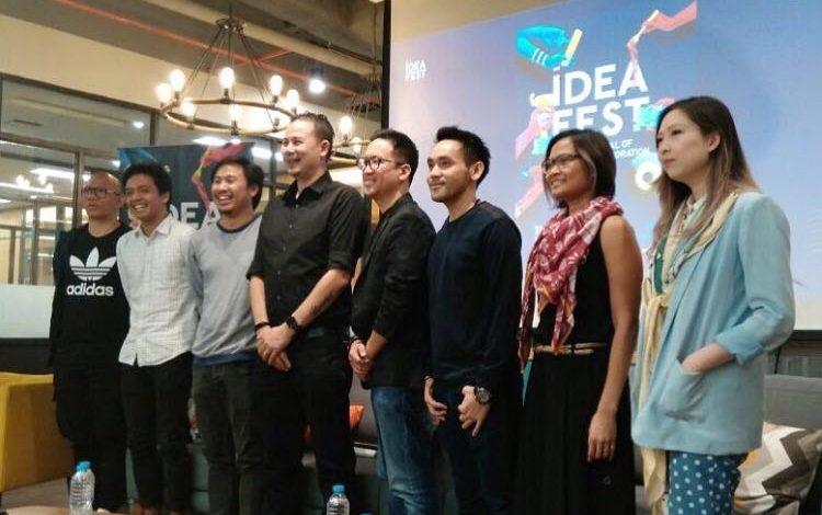 SIARAN PERS : Ideafest 2017 Dukung Kolaborasi Aktif  Penggiat Ekonomi Kreatif Indonesia