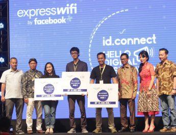 D~NET Kembangkan Express WiFi by Facebook di Surabaya
