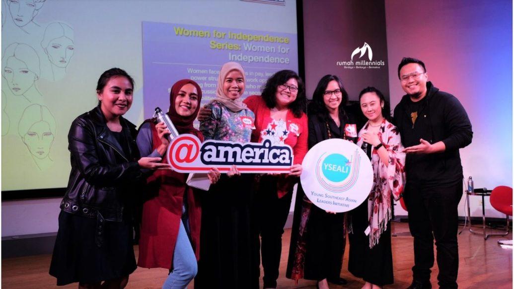 74 Tahun Menuju Indonesia Yang Lebih Merdeka Bagi Perempuan