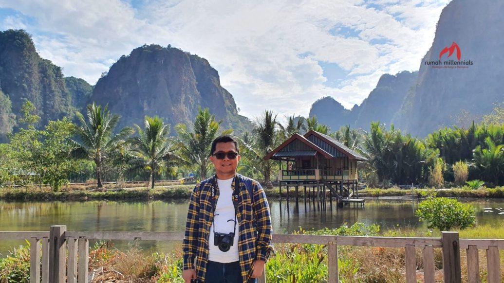 Tyovan Ari Widagdo: Mantan Kandidat Gak Lulus UN, Yang Sekarang Berhasil Membantu Banyak Orang Dalam Belajar Bahasa Asing