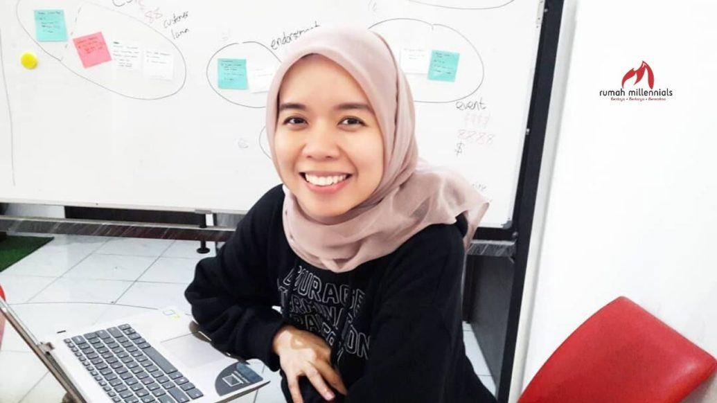 Nadya Saib, Mengubah Kegagalan Menjadi Inovasi Dalam Memberdayakan Orang Lain